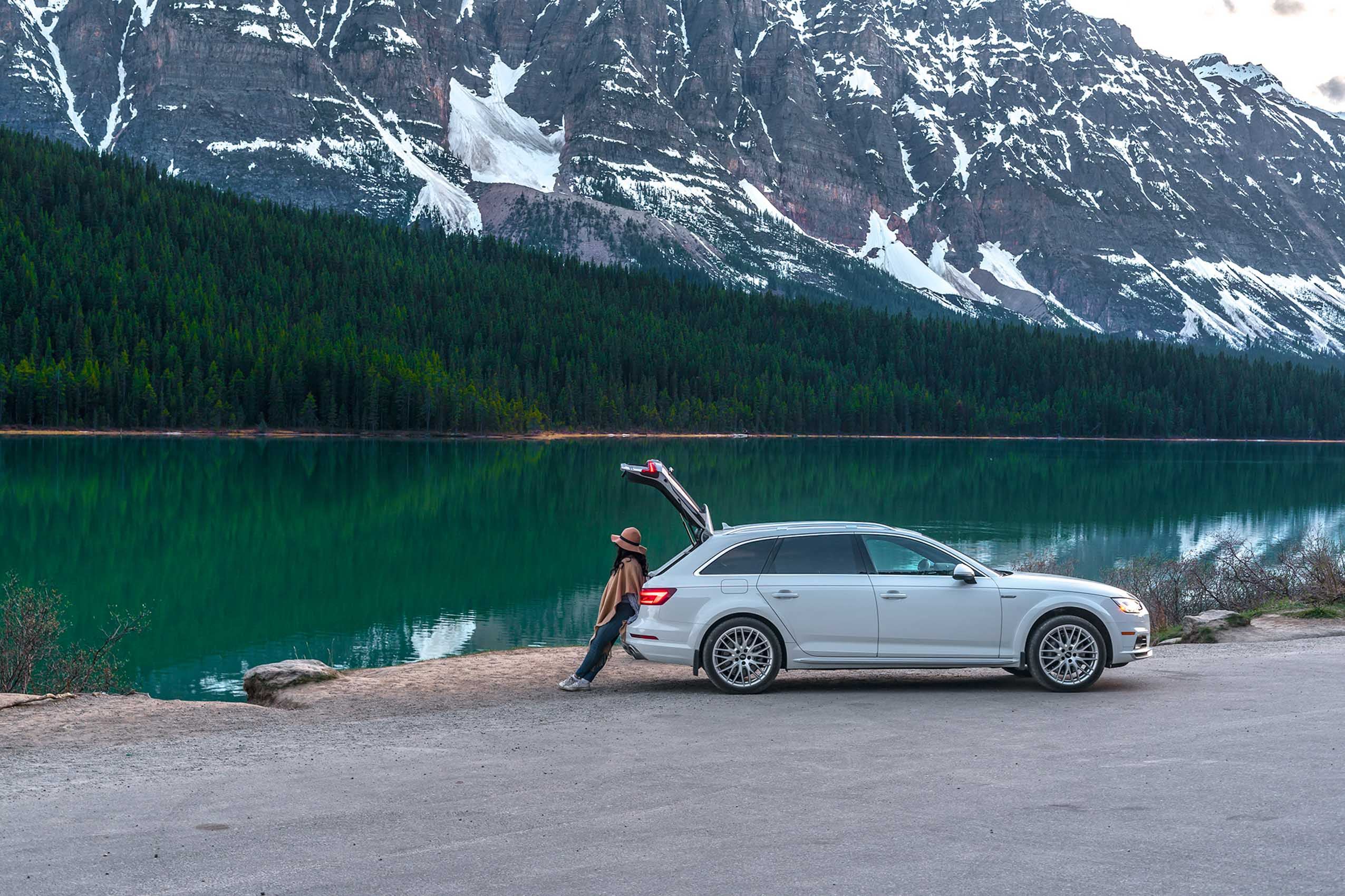 Audi All Road Audi Canada Karl Lee Photography Alberta Canada