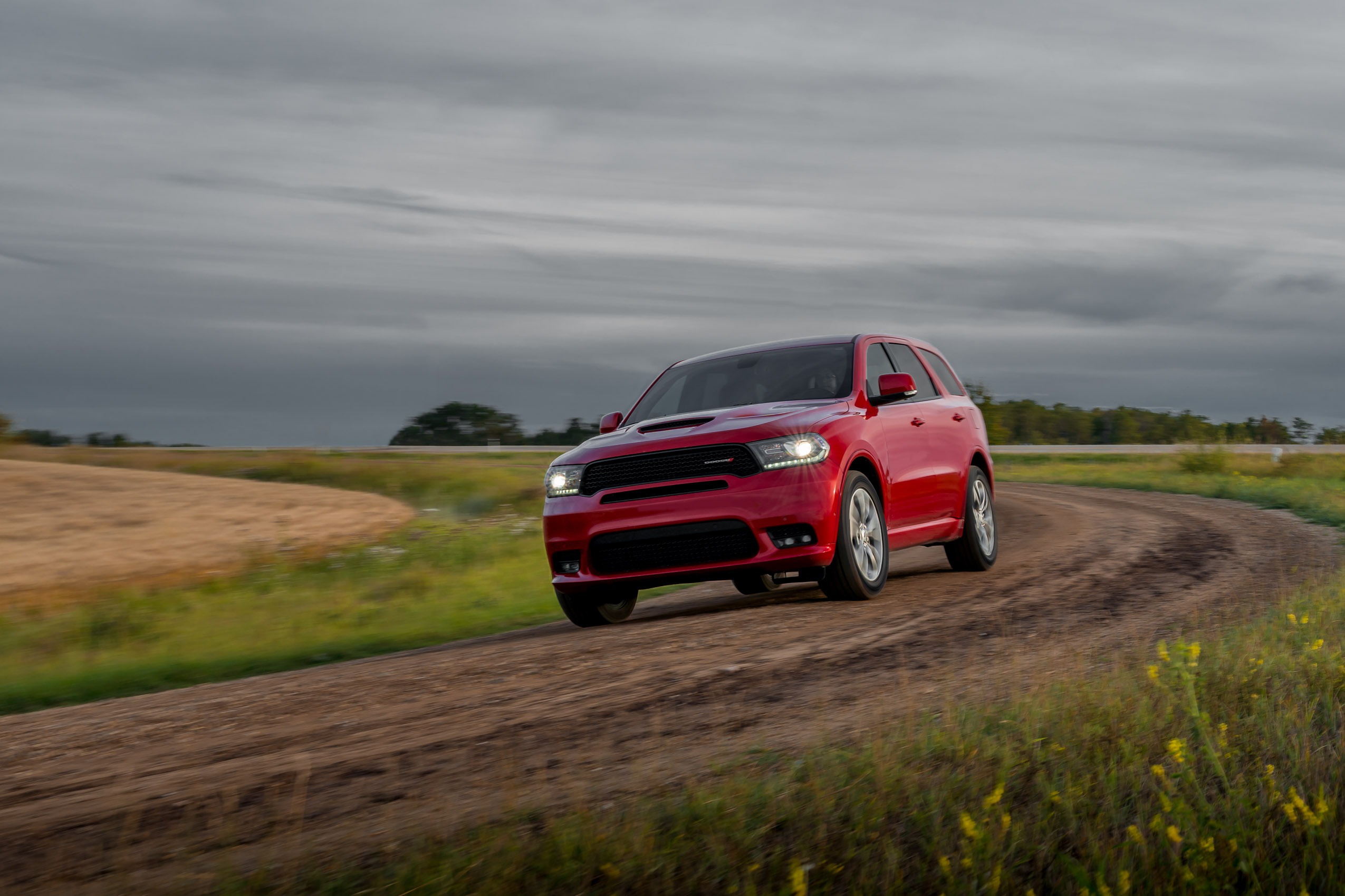 Dodge Durango Alberta Canada Karl Lee Alberta Car Photographer