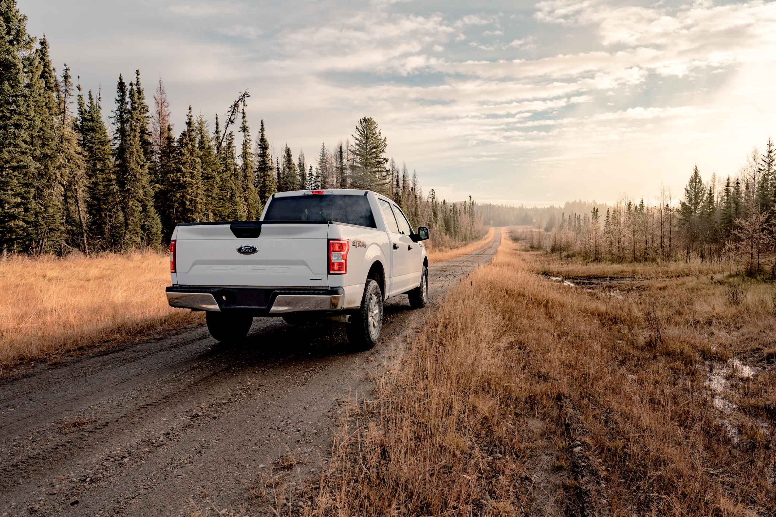 Ford F150 Ford Canada Karl Lee Alberta Car Photographer Automotive Photographer Commercial Photographer