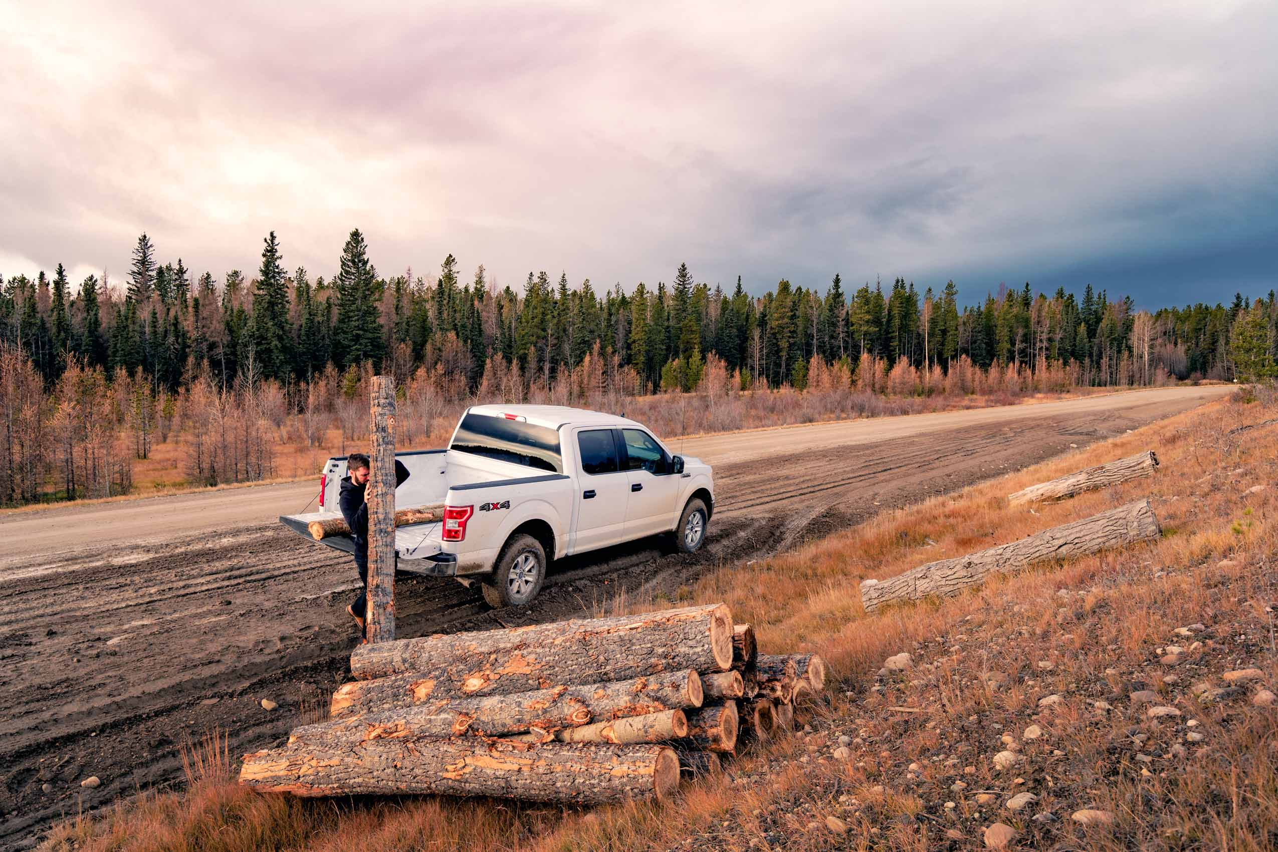 Ford F150 Ford Canada Karl Lee Alberta Car Photographer Automotive Photographer