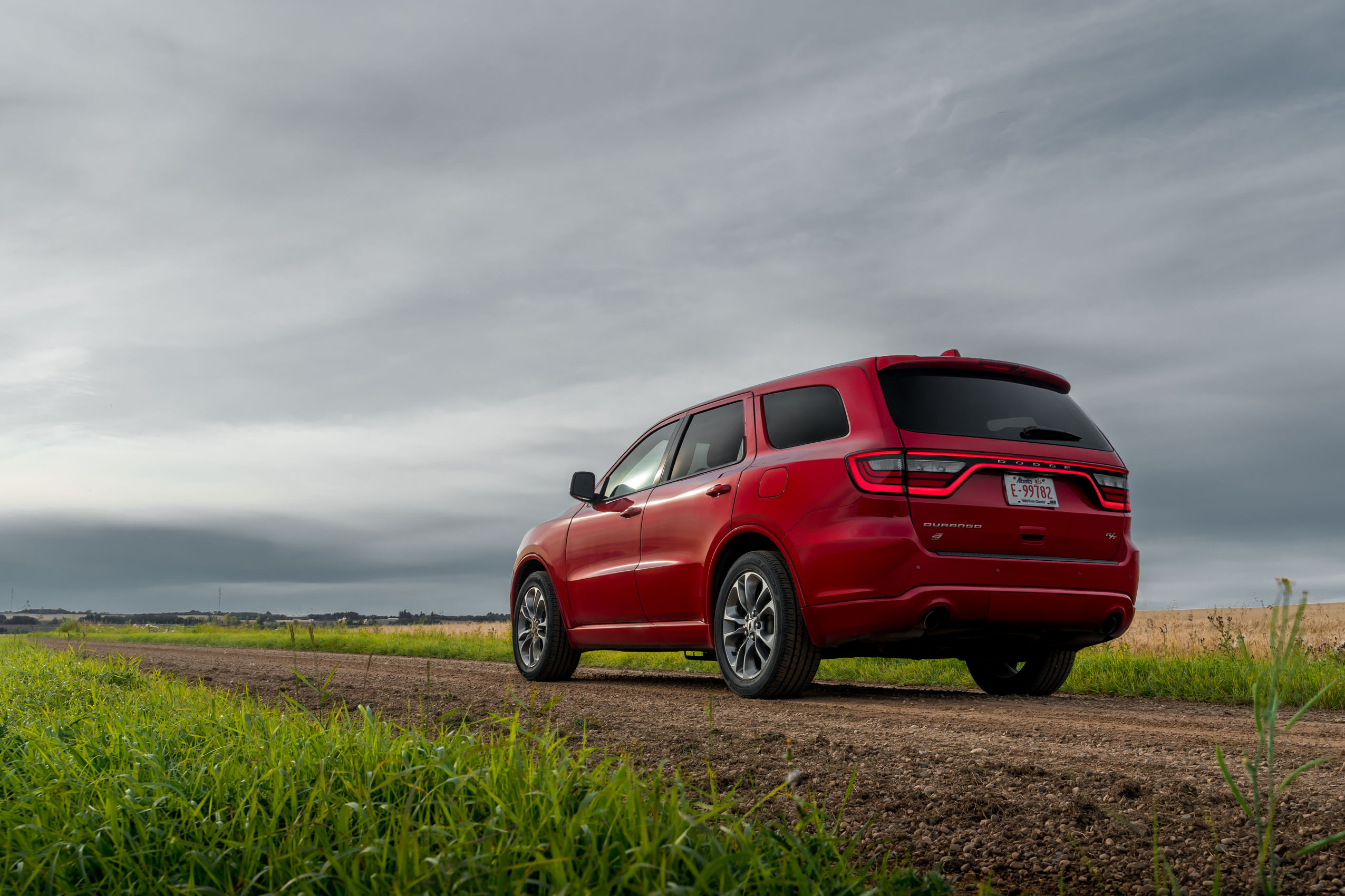 Dodge Durango RT Alberta Canada Karl Lee Alberta Car Photographer
