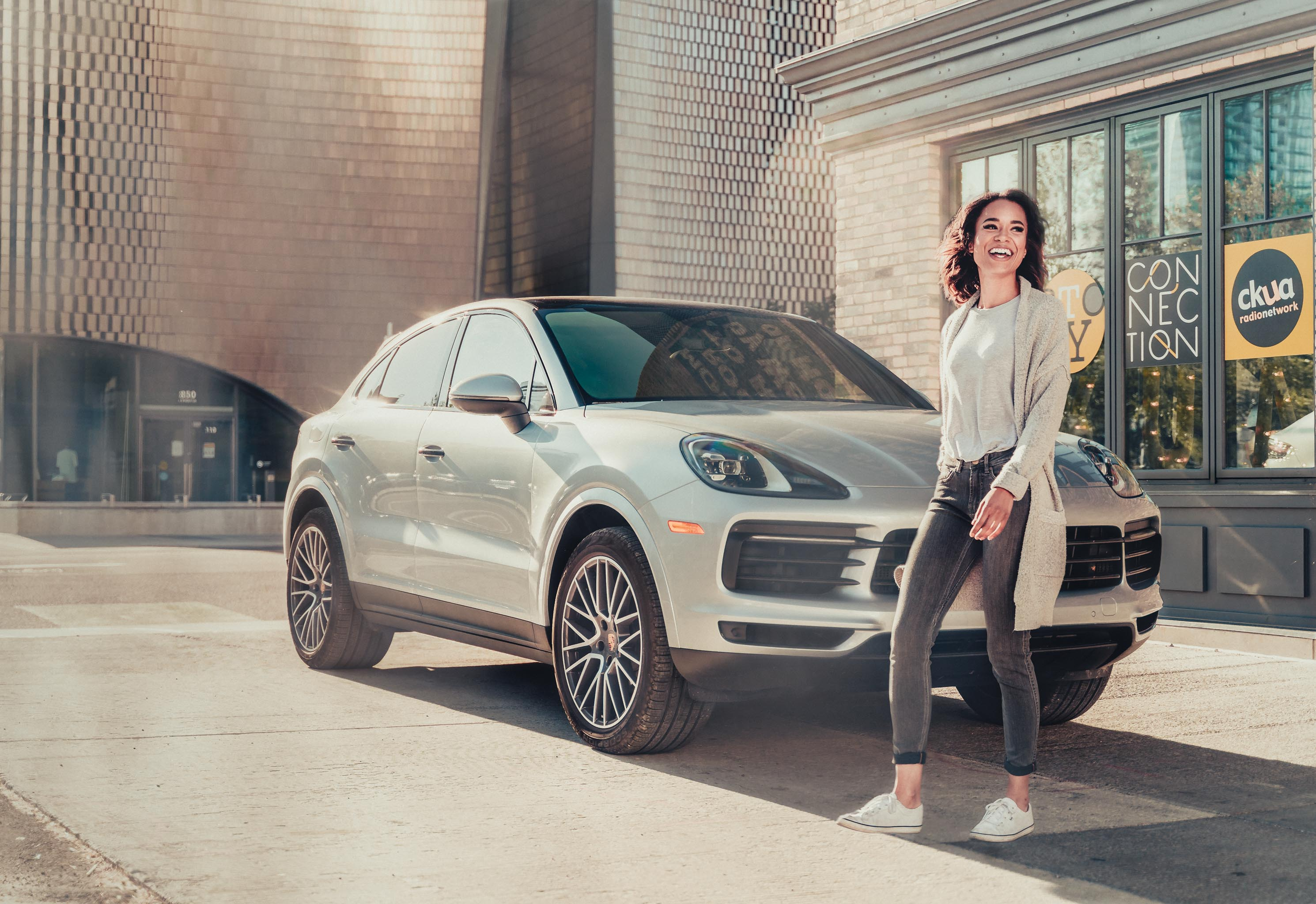 Karl Lee Photography Porsche Cayenne Coupe
