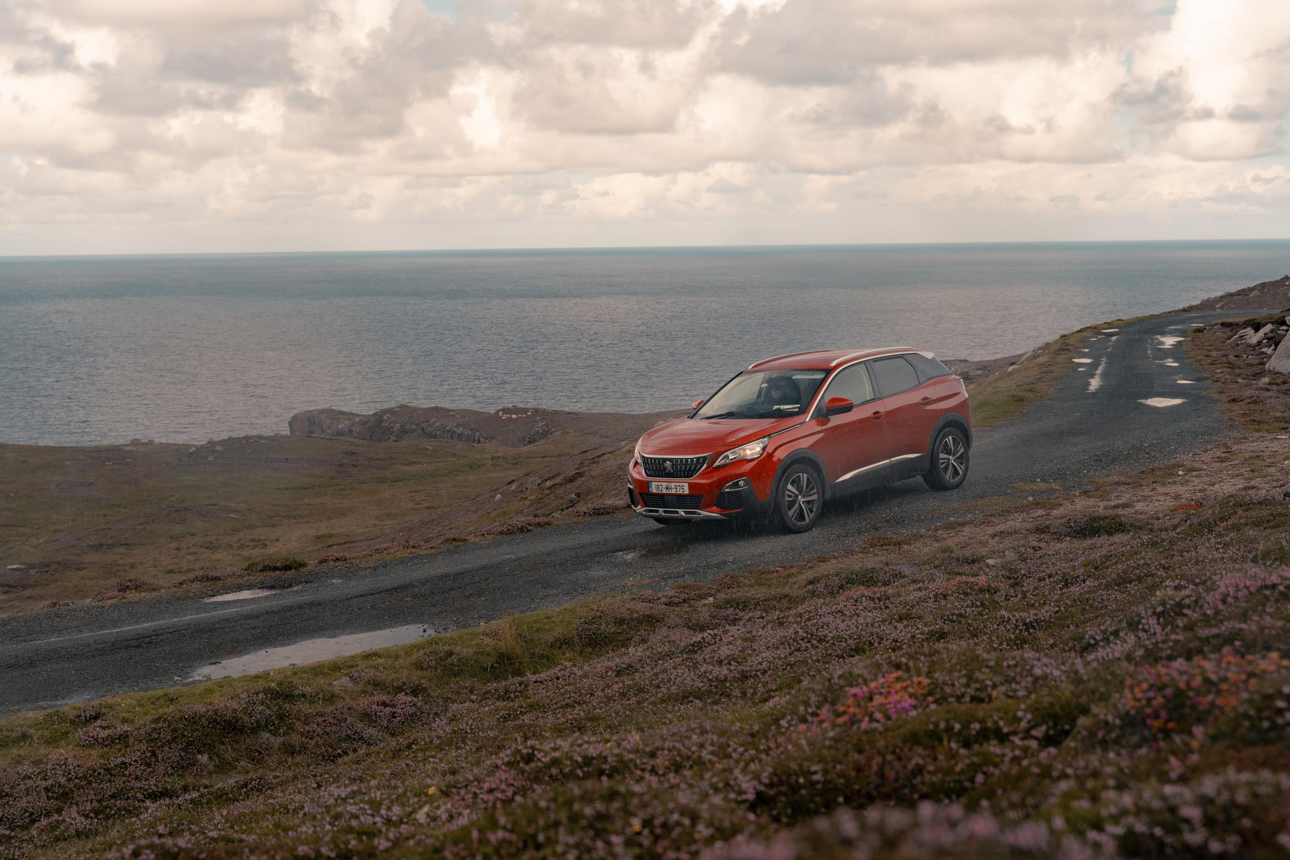 Peugeot 3008 Peugeot Ireland Karl Lee Alberta Car Photographer